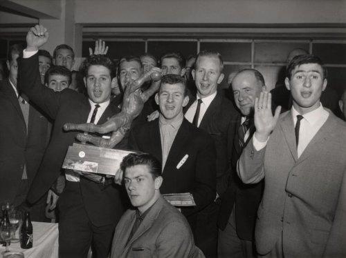 Hoe Ajax in 1962 de eerste Europese prijs pakte