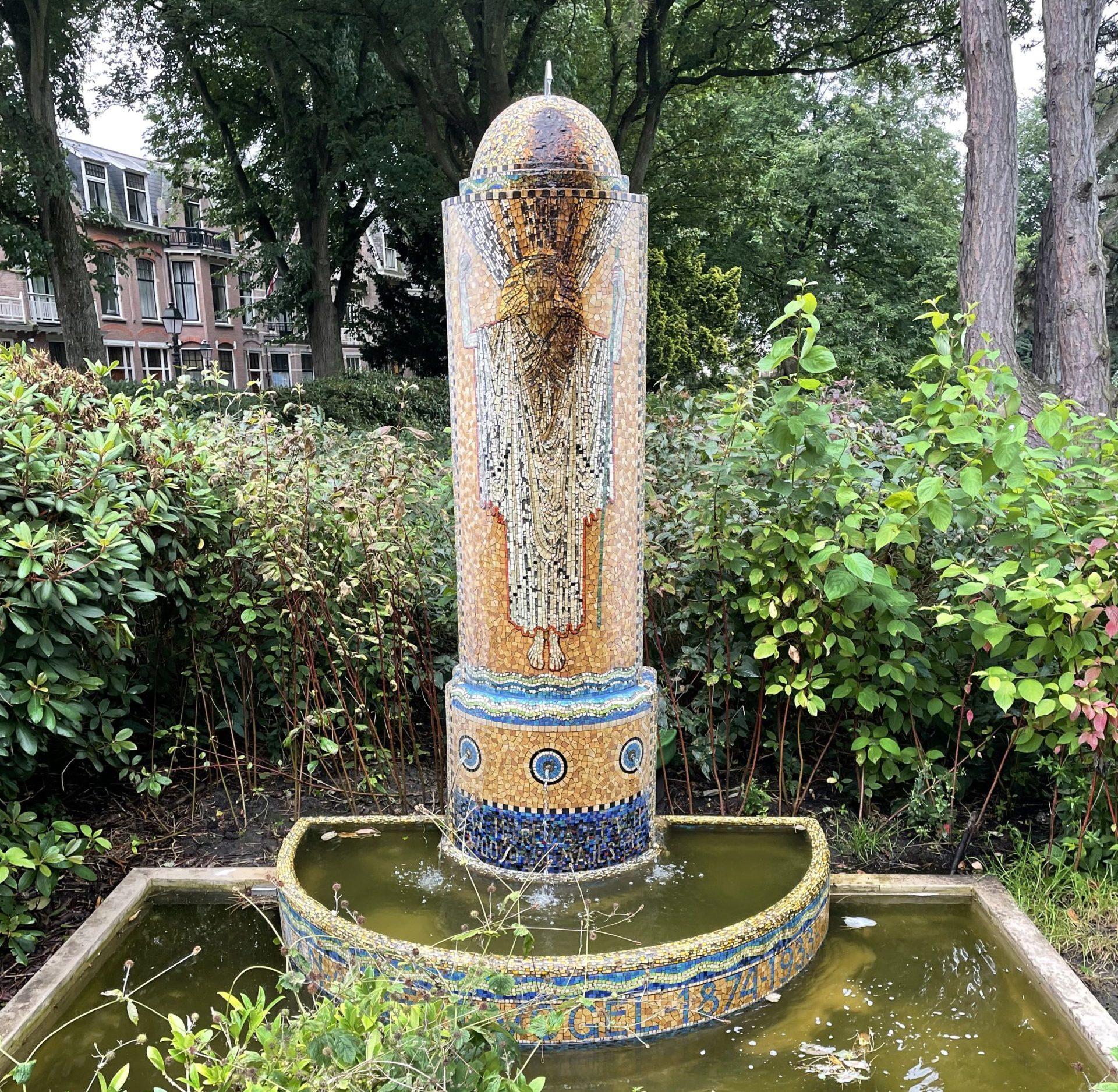 Monument Albert Vogel